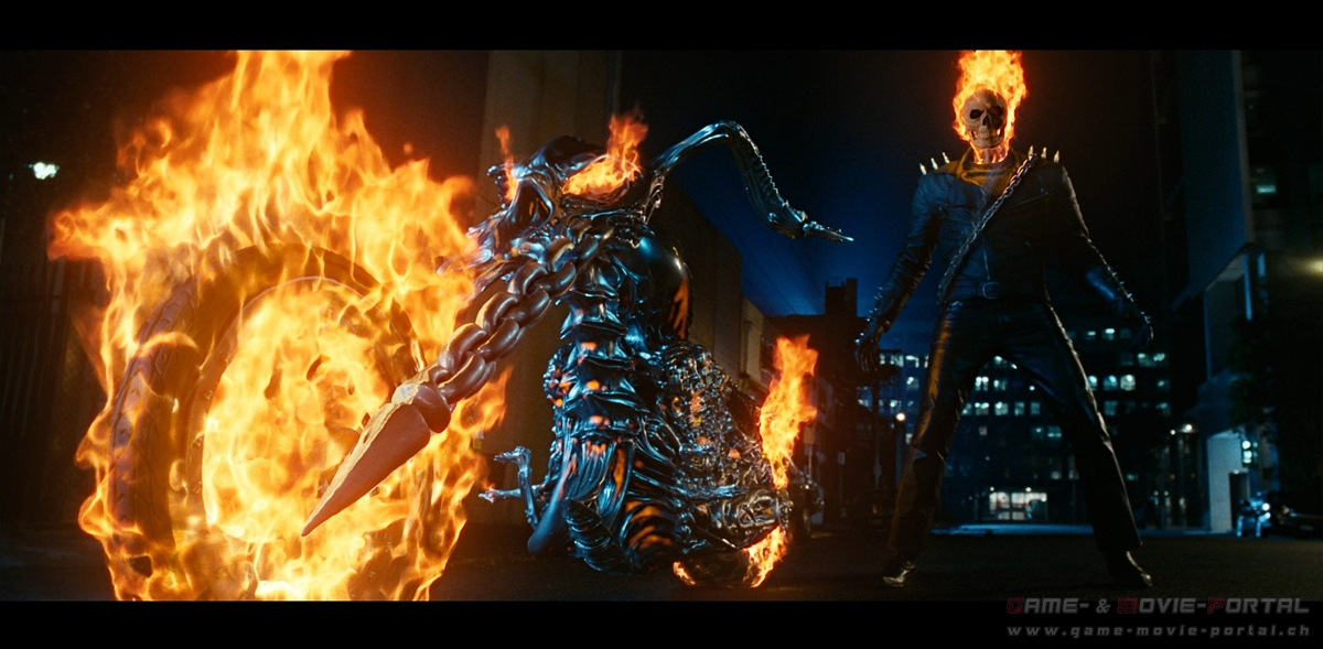 ghost rider movie game