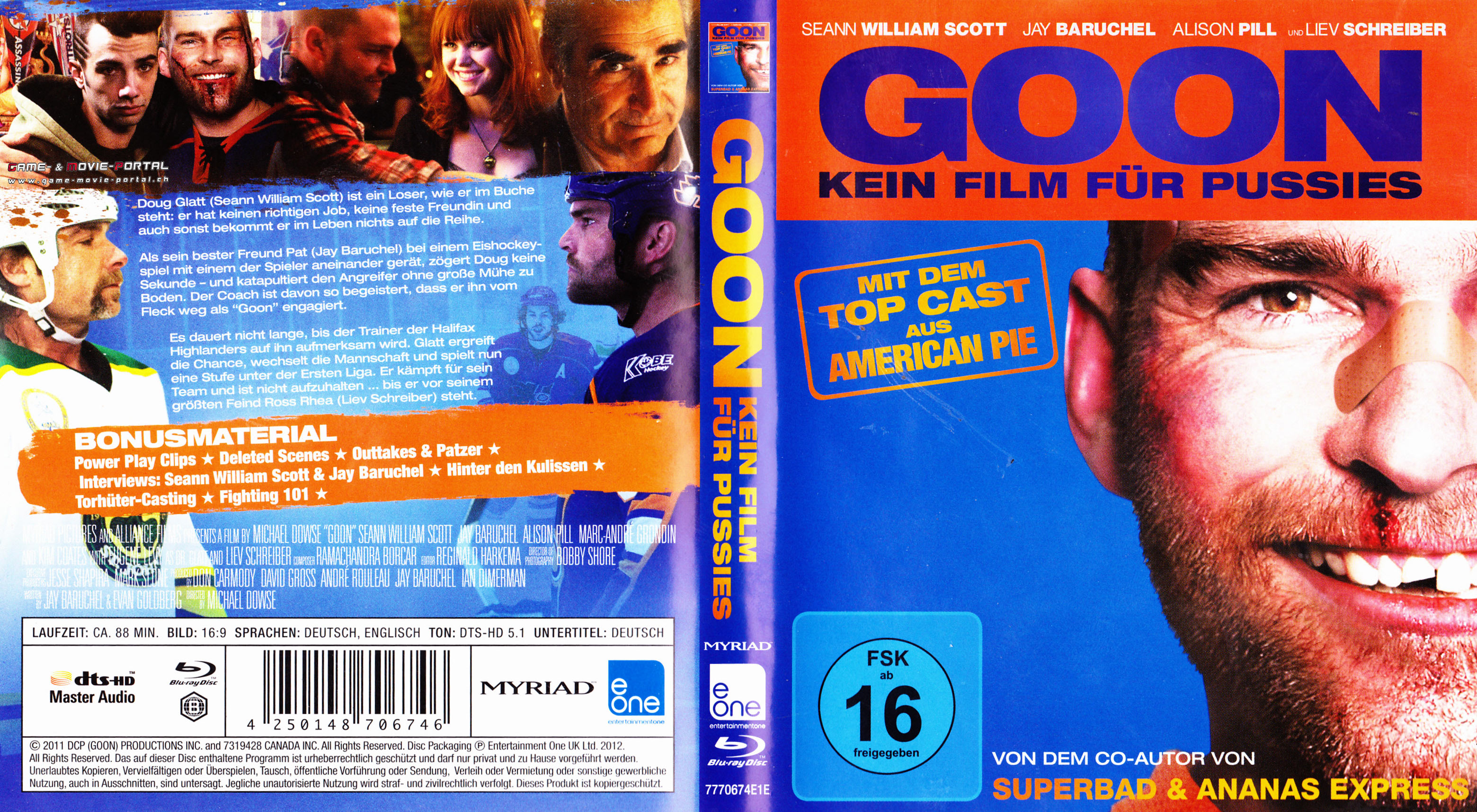 Gmp Goon Kein Film Für Pussies Cover Packshot Poster In High