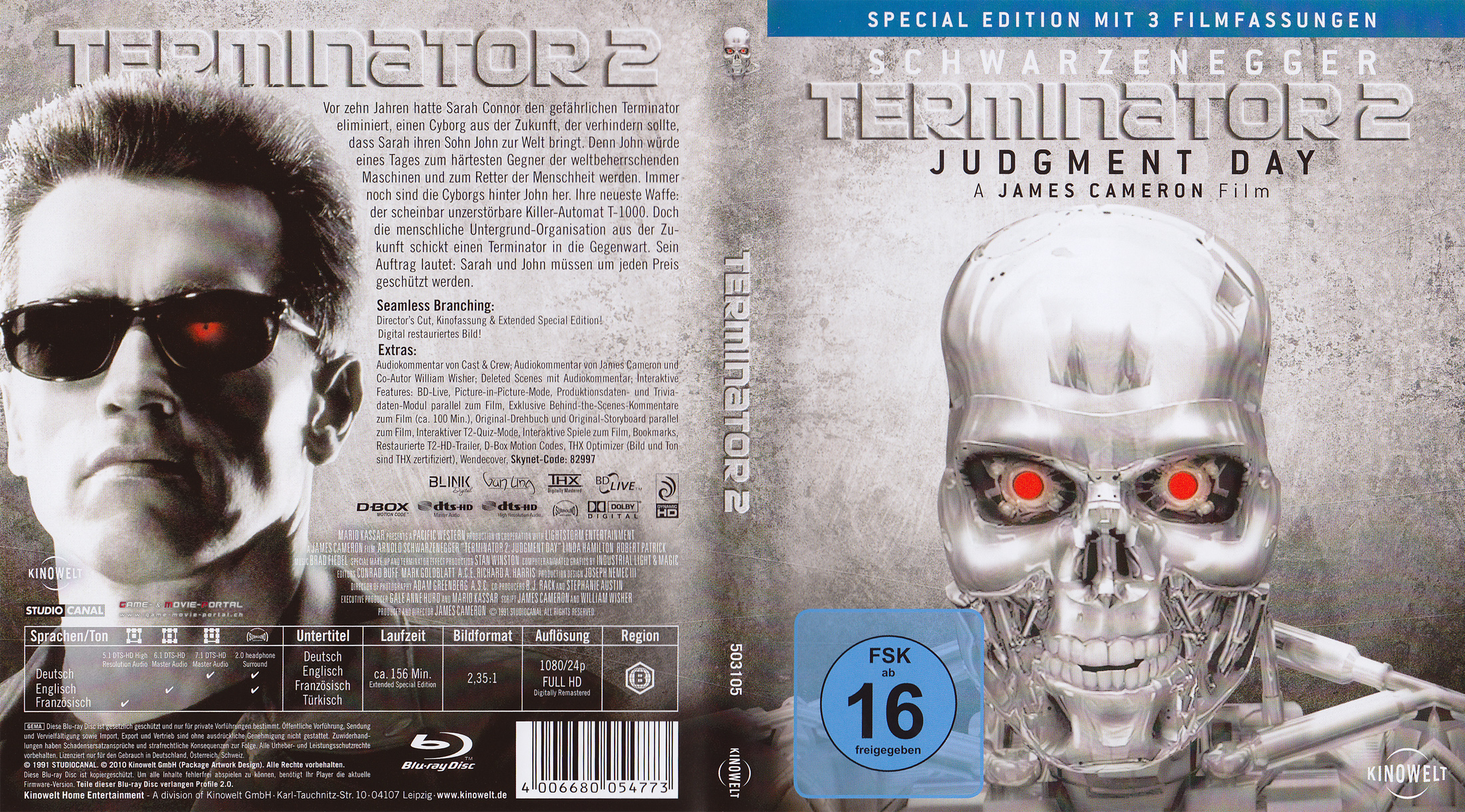 gmp terminator 2 tag der abrechnung cover packshot poster in high quality hochaufl sung. Black Bedroom Furniture Sets. Home Design Ideas